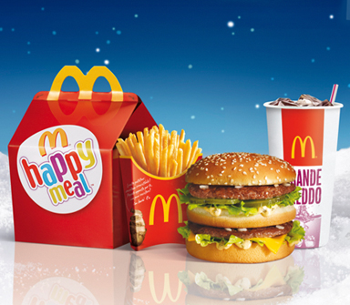 Mc Donald's Christmas